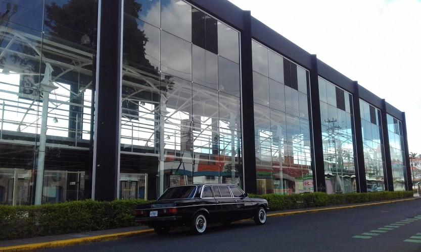 ADUANA ANTIGUA la Casa del cuño COSTA RICA LIMOUSINE lwb lang